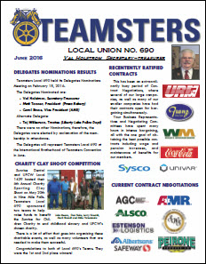 Download the June 2016 newsletter