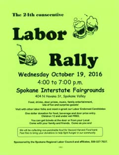 Download this poster for the 2016 Labor Rally.